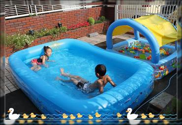 プール遊びブログ用