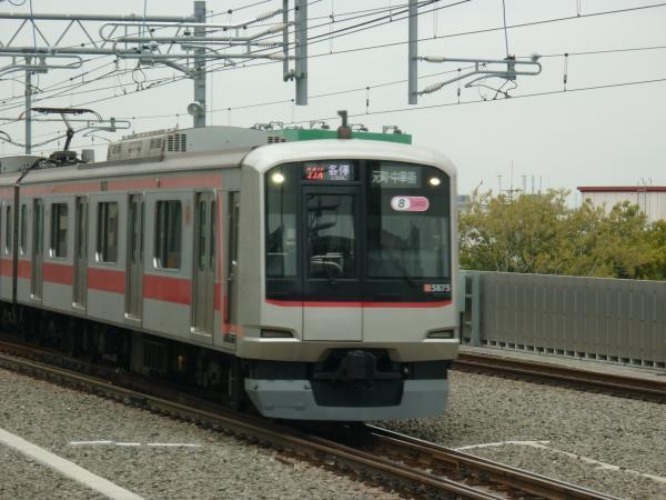東急5175F 各停元町・中華街行き 2013-03-30