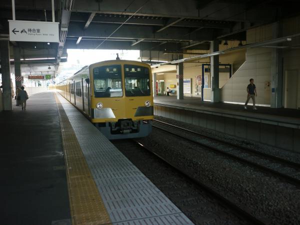 西武1309F 各停豊島園行き 2012-07-15
