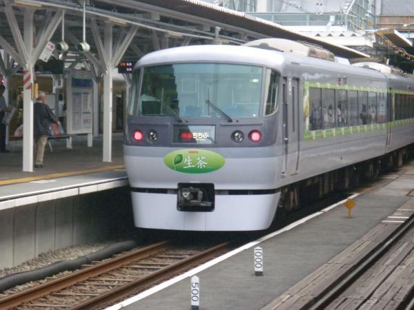 西武10103F 特急西武秩父行き 2012-09-28