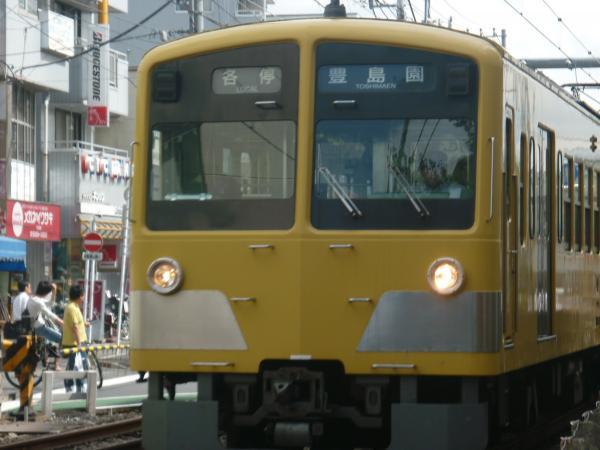 西武1303F 各停豊島園行き 2012-09-29
