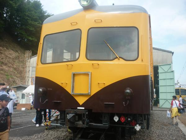西武 横瀬 展示車両1 2012-09-30