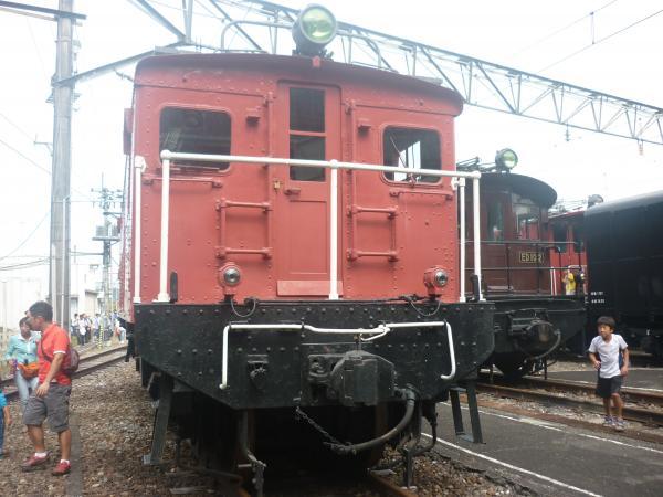 西武 横瀬 展示車両3 2012-09-30