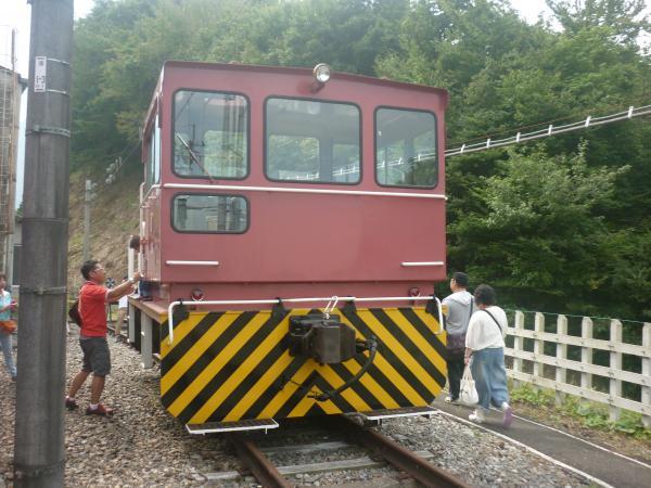 西武 横瀬 展示車両4 2012-09-30