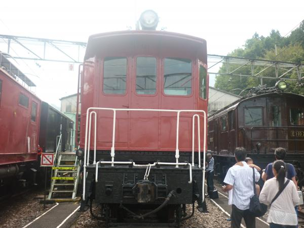 西武 横瀬 展示車両6 2012-09-30