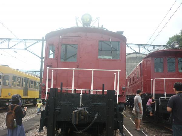 西武 横瀬 展示車両7 2012-09-30
