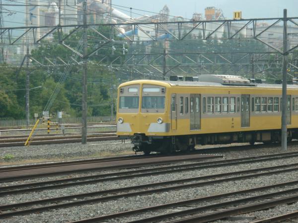 西武271F 横瀬1 2012-09-30