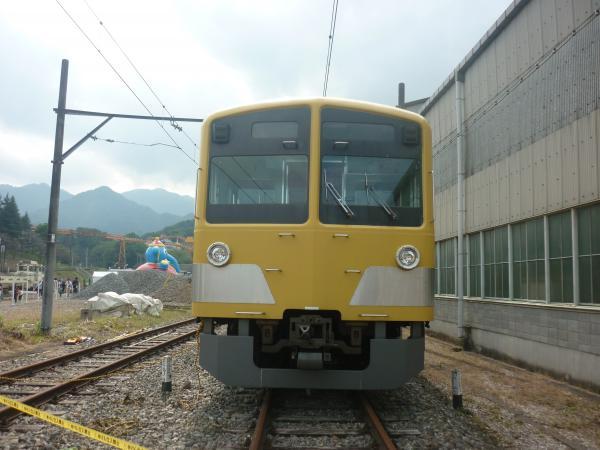 西武1311F 横瀬1 2012-09-30