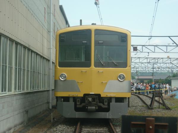 西武1311F 横瀬2 2012-09-30