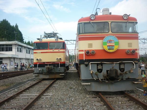 西武E851 E31 横瀬2 2012-09-30
