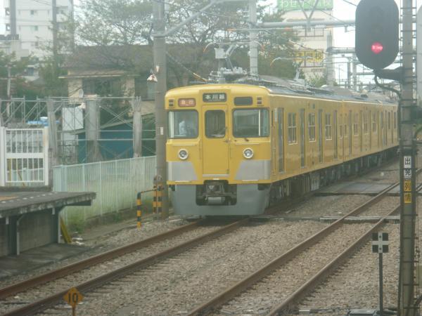 西武2403F 急行本川越行き 2012-10-08