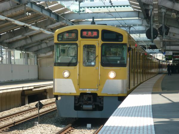 西武2085F 各停豊島園行き4 2013-04-13