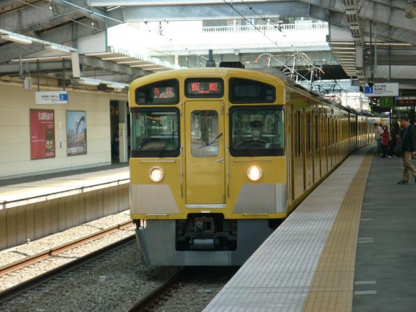 西武2097F 各停飯能行き1 2013-04-13