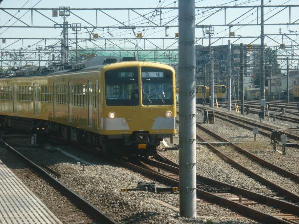 西武271F+281F 団臨1 2012-10-21