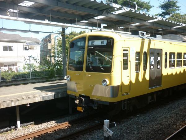 西武271F+281F 団臨5 2012-10-21
