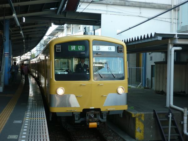 西武271F+281F 団臨8 2012-10-21