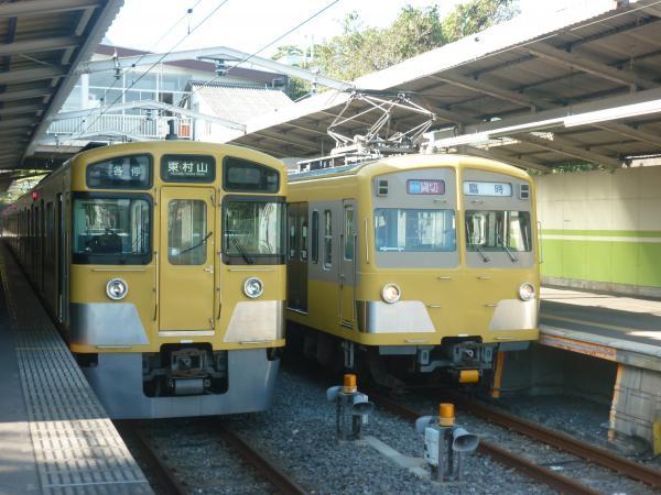 西武271F+281F 2525F 並び1 2012-10-21