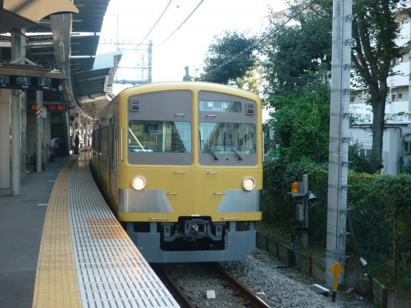 西武1261F 萩山行き1 2012-10-21