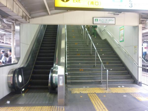 所沢駅 南側<br />橋上駅舎1