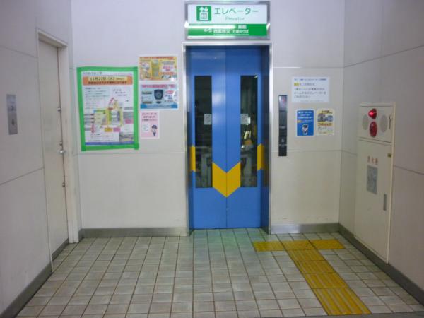 所沢駅 南側橋上駅舎3