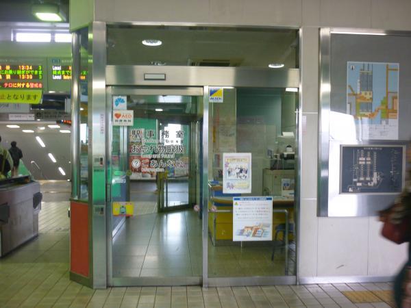 所沢駅 南側橋上駅舎21