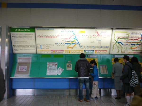 所沢駅 南側橋上駅舎23