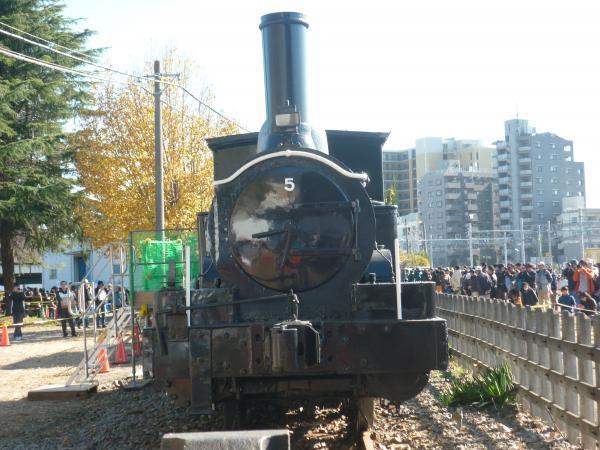 西武SL5 2012-11-25