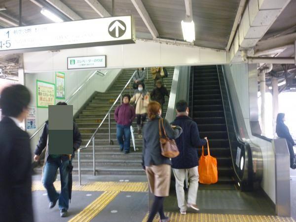 所沢駅 南側橋上駅舎10