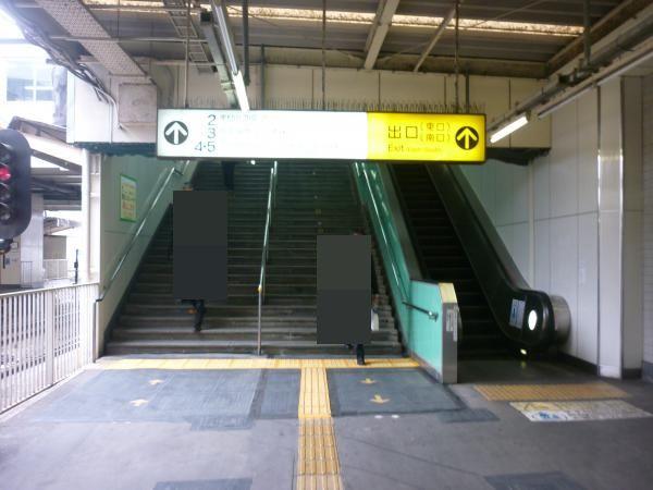 所沢駅 南側橋上駅舎13