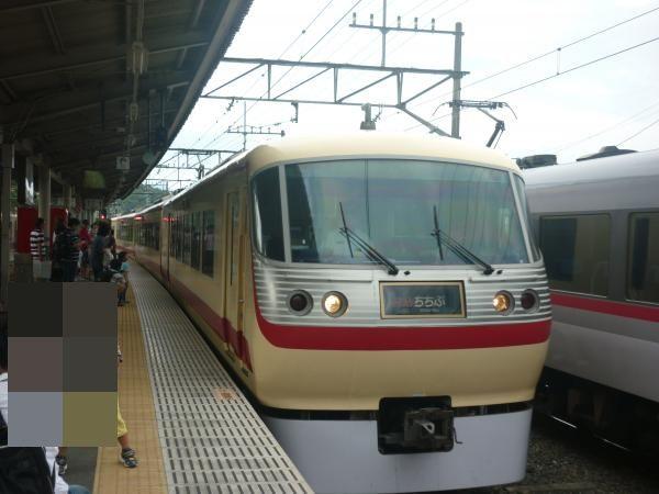 西武10105F 特急池袋行き 2012-09-30