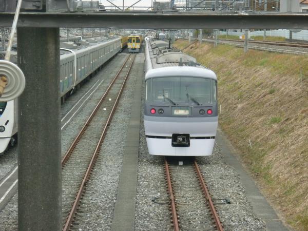 西武10000系 2012-12-02