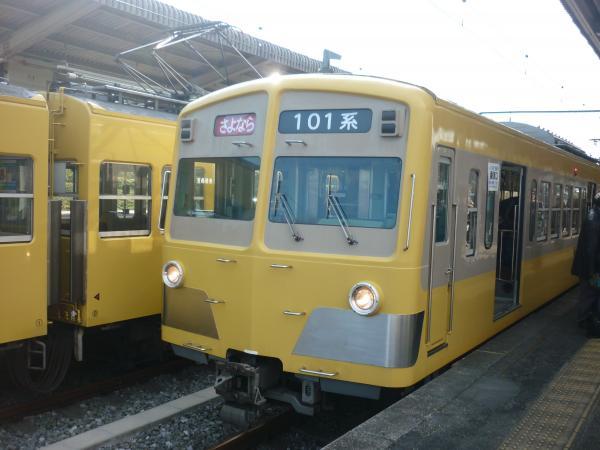 西武281F+285F+271F 西武球場前2 2012-12-09