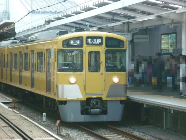 西武2065F 各停本川越行き 2013-04-27