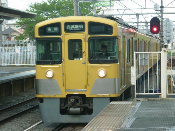 西武2507F+2517F 各停西武新宿行き1 2013-04-27