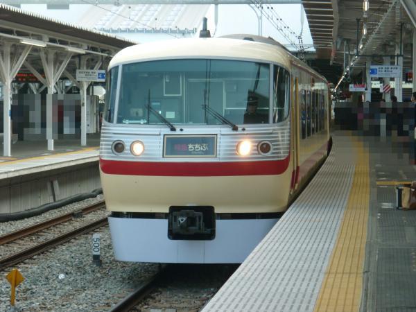 西武10105F 特急池袋行き 2013-04-27