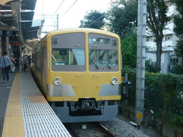 西武1261F 萩山行き2 2012-10-21