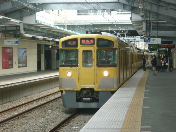 2013-05-01 西武2097F 各停豊島園行き