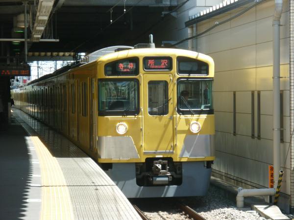 2013-05-02 西武2087F 各停所沢行き1