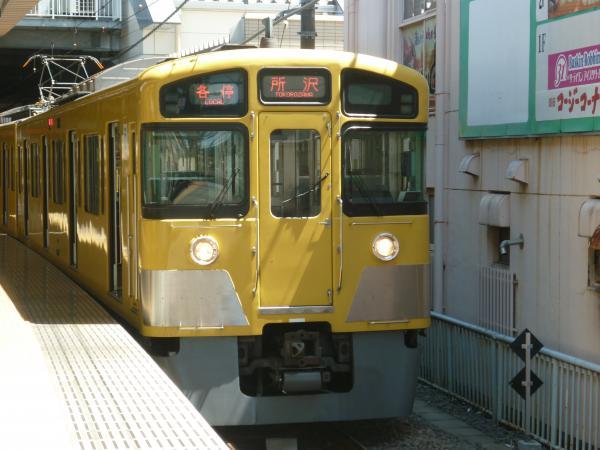 2013-05-02 西武2087F 各停所沢行き2