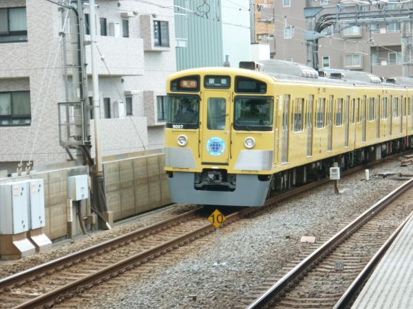 2013-05-02 西武9107F 急行飯能行き2