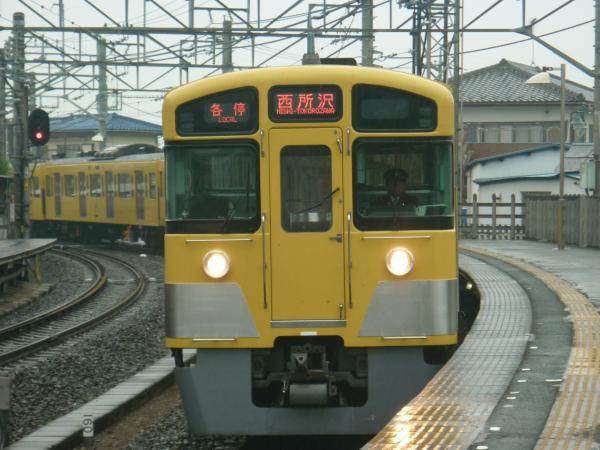 2013-05-11 西武2087F 各停西所沢行き