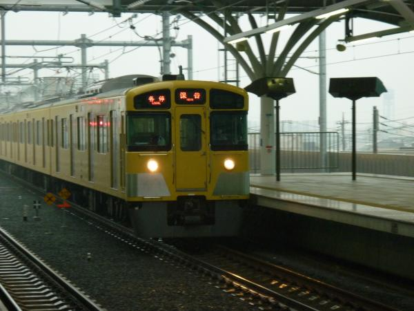2013-05-11 西武2097F 各停保谷行き1