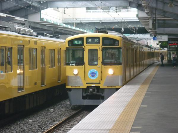 2013-05-11 西武9102F 準急所沢行き