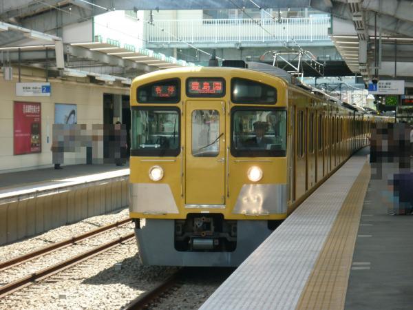 2013-05-12 西武2087F 各停豊島園行き