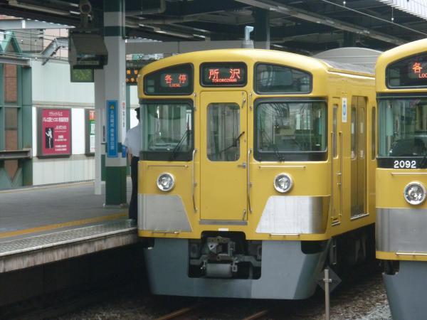 2013-05-19 西武2073F 各停所沢行き