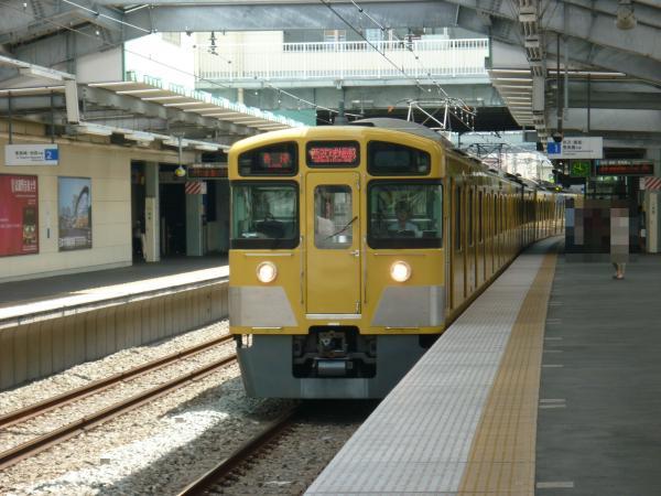 2013-05-19 西武2073F 各停西武球場前行き1