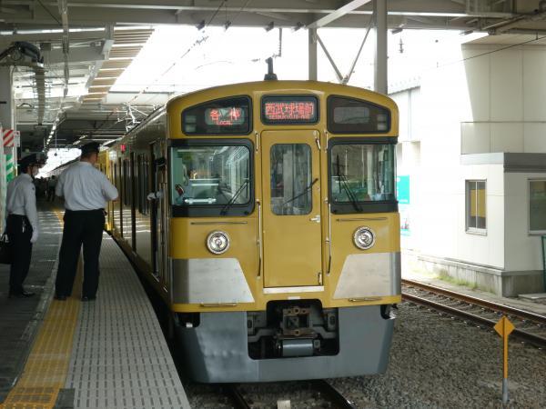 2013-05-19 西武2073F 各停西武球場前行き4