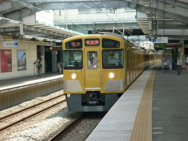 2013-05-19 西武2073F 各停豊島園行き