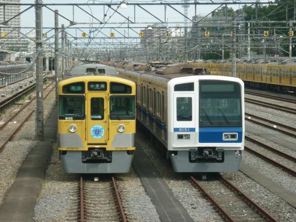 2013-05-19 西武9105F 6151F