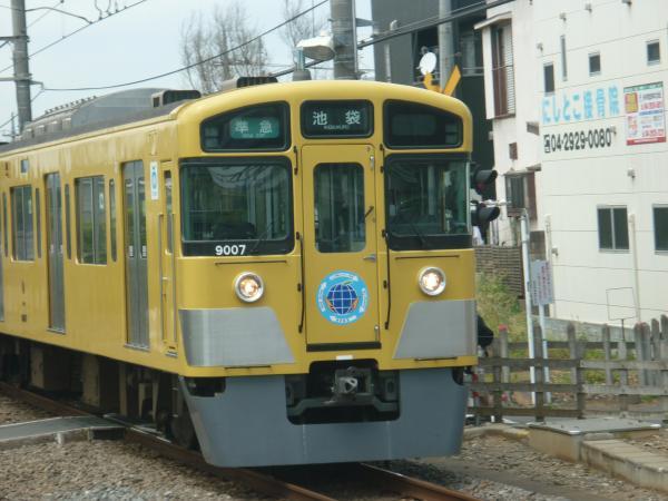 2013-05-19 西武9107F 準急池袋行き
